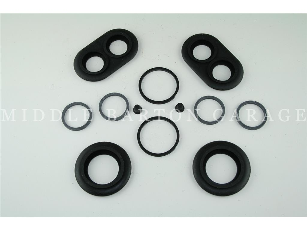 SEAL KIT FOR GIRLING THREE POT CALIPER FOR: 850TC/ 1000TC/ STRADALE/ TC CORSA/ TCR/ BIALBERO/ ABARTH SIMCA REAR